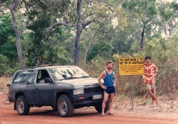Cape york with Pathfinder