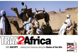 Seeking treasures in the Valley of the Kings & crusing the Nile