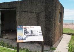 East Point  artillery bunker