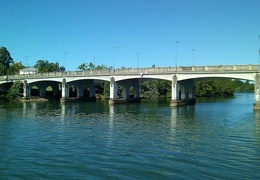 Innisfail Art Dec Jubilee Bridge