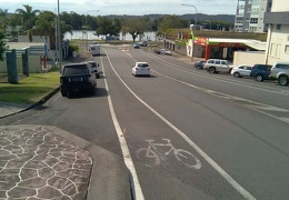 Innisfail is a bike friendly town