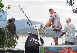 Fishing in Cooktown