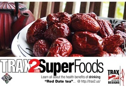 trax2superfoods Chinese red dates