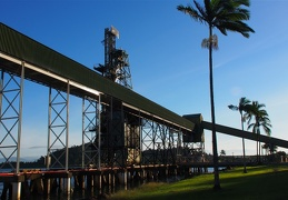 Mourilyan Harbour conveyor belt