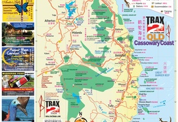 Cassowary Coast Map, eMap of Cassowary Coast